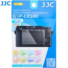 JJC GSP-LX100 Optical GLASS LCD Screen Protector Film for Panasonic DMC LX100