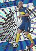 2017 Panini Revolution Soccer - Sunburst Parallel (Retail) Boca Juniors 165-169