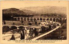 CPA  Langeac(Hte-Loire)-Alt 505 m- Le Pont de Costel et le Grand Viaduc(517856)