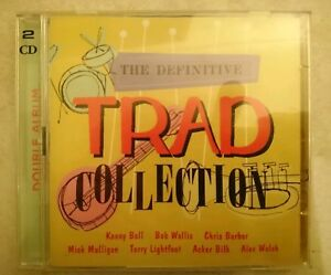 The Definitive TRAD collection double CD 44 tracks