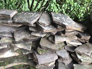 Yorkshire Stone Slabs Crazy Paving