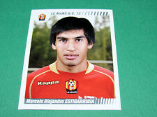 N°151 ESTIGARRIBIA LE MANS MUC 72 PANINI FOOT 2009 FOOTBALL 2008-2009
