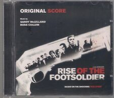 RISE OF THE FOOTSOLDIER OST 2007 SANDY MCLELLAND ROSS CULLUM TOP RARE OOP CD