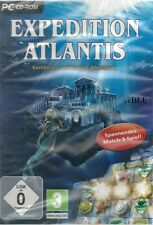 PC juego + Expedition atlantis + match 3 + documen-y de intercambio aventura + Top