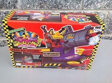90s#Mattel Crash Test Dummies CANNON TYCO# cannone sbullonacci sbullonati NIB