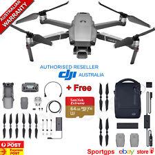 DJI MAVIC 2 PRO Drone Hasselblad Camera 20MP 4K, 64GB Sandisk SD Combo/Option