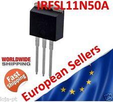 IRFSL11N50A [ FSL11N50A , SiHFSL11N50A ] IR TO-262 HEXFET Power MOSFET - NEW