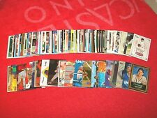 GREG MADDUX BRAVES CUBS DODGERS HOF LOT OF 107 CARDS WITH 21 INSERTS #1 (18-84)