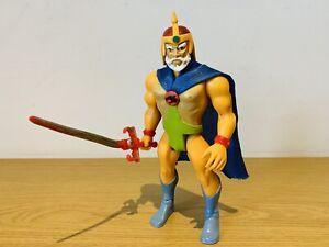 Thundercats - JAGA - Rare Figure 1987 LJN Toys 100% Complete Sword Helmet