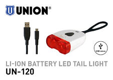 MARWI UNION LED TAIL LIGHT LI-ION BATTERY LED TAIL LIGHT