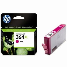 Genuine HP 364XL Magenta Cartuchos de tinta para PhotoSmart 5510 5520 6520 7520 B110a