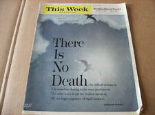 THIS WEEK magazine Newspaper April22 1962 BERLIN WALL-No Death JOSEPH AUSLANDER-