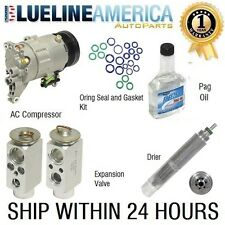 NEW AC CVC COMPRESSOR KIT 11068 FIT 2002 2003 2004 2005 2006 Mini Cooper L4 1.6L