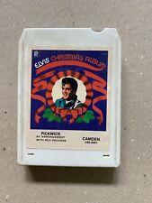 Elvis Christmas Album Eight Track