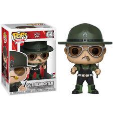 Pop WWE 54 SGT Slaughter Funko figura 09882