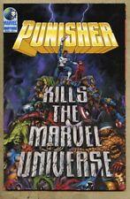 GN/TPB Punisher Kills The Marvel Universe 1995 fn+ 6.5 1st released version