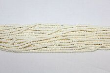 Hand Crafted Bone Beads-2mm- About 1800 - 2000 Beads per Pack - Unique 5 Colors