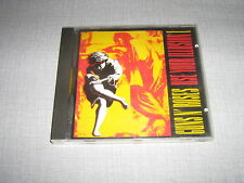 GUN N' ROSES CD GERMANY USE YOUR ILLUSION 1