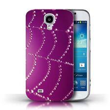 Étuis, housses et coques roses en toile pour téléphone mobile et assistant personnel (PDA) Samsung