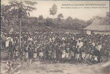 Solomon Islands Buka Island Gagan celebration 1910s PC