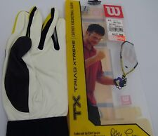 Wilson Triad Extreme Racquetball Gloves Mens Left Large Clff Swain Air Cooled