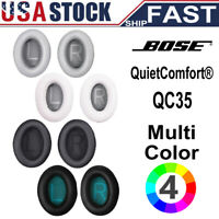 1 Pair Ear Pad Cushion Kit For Bose QuietComfort 35 QC35 Headphones replacement