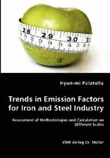 Trends in Emission Factors for Iron and Steel Industry - Assessment of...