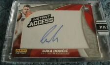 LUKA DONCIC AUTO #9/10 ROOKIE 2018-19 PANINI INSTANT