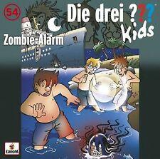 Die drei ??? Fragezeichen Kids - Folge 54: Zombie-Alarm