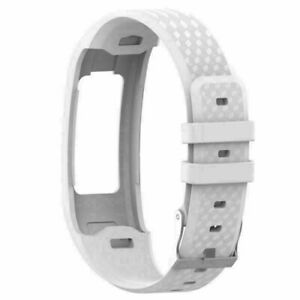 For Garmin Vivo Fit 2/1 Activity Tracker Soft Silicone Sport Watch Band Holder