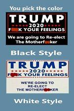 2020 Donald Trump Man Cave Decor SIGN 4x6 magnet Fridge Refrigerator America