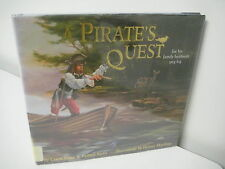 A Pirate's Quest/ Sam's/ hardback/ jacket/ 2008/ hunting for his peg leg