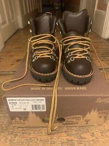 Danner Women's Mountain Light Hiking Boots - Brand New Size Uk 5.5 RRP £360