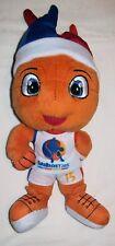 FIBA Eurobasket 2015 Mascot Frenkie Croatia France Germany Latvia Mascot Frenkie