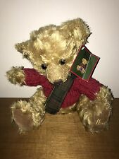 "Harrods 20th Anniversary 2005 Teddy Bear - ""Scottish Nicholas"" - Collect or Gift"