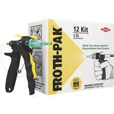 DOW Froth PAK 12 Spray Foam Kit DIY 12 Board Feet 308900