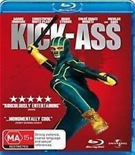 KICK-ASS Nicolas Cage, Aaron Johnson BLU-RAY NEW
