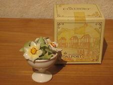 COALPORT *NEW* Porcelaine Fleurs Avril 7,5 cm