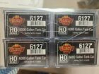 Broadway Limited HO Trains 4-Pack Variety Set B 6000 Gallon Tank Car Set 6127