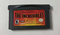 Disney Pixar The Incredibles Nintendo Game Boy Advance Game Cartridge