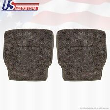 1998-2002 Dodge Ram 1500 2500 3500 SLT Driver/Passenger Bottom Cloth Seat Cover