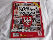 Panini Frankfurt sammelt Franfurt Juststickit 50 Tüten = 250 Sticker im Disp !!!