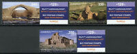 Armenia Stamps 2020 MNH Historical Cultural Monuments Bridges Monasteries 3v Set