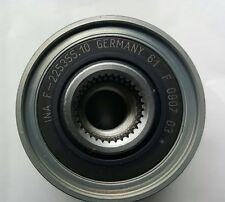 SEAT SKODA VW f225355 Freewheel Alternator Clutch Pulley GENUINE  INA