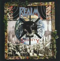 REALM - SUICIETY (1990) US Thrash Metal CD Jewel Case+FREE GIFT