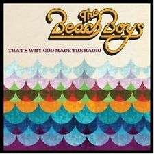 "THE BEACH BOYS ""THAT'S WHY GOD MADE THE RADIO""  LP VINYL NEUWARE"