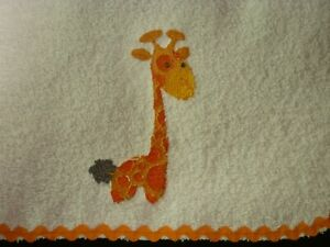 Babies Embroidered Towelling Bibs Collection of Various Designs sew-ezy-aust