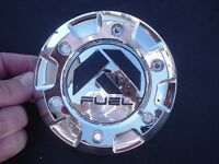 FUEL Custom Wheel Center Cap Chrome Finish CAP M-447 ST-MQ804-150 1001-58