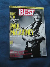 +BEST 304/93 PAUL McCARTNEY BLUR MIKE RIMBAUD FRONT 242 CROWDED HOUSE  MADONNA