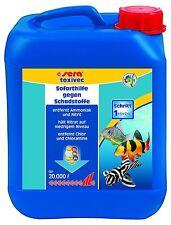 (€7,52/L) Sera Toxivec - Soforthilfe bei Schadstoffen - 5000 ml